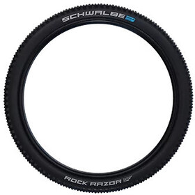 "SCHWALBE Rock Razor Super Trail Evolution Folding Tyre 27.5x2.35"" TLE E-25 Addix Speedgrip, black"